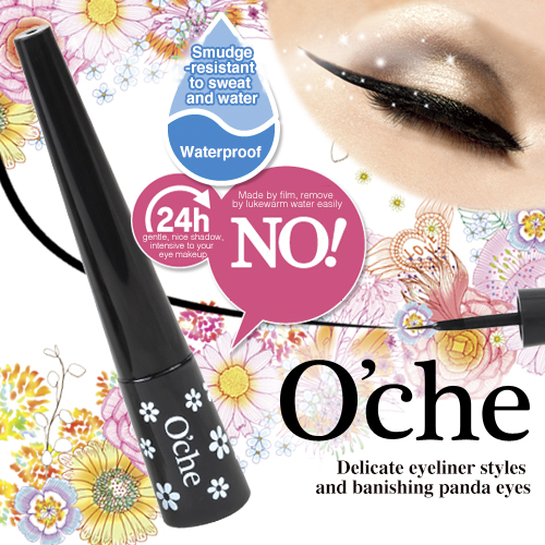 O'che Waterproof liquid  eyeliner