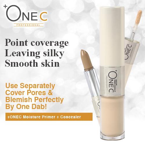 +ONEC moisture primer+concealer