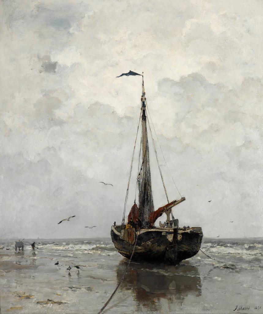 ヤコブ・マリス漁船