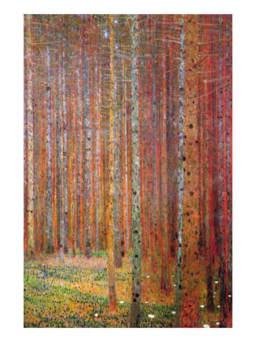 ぶな林 I 1902年 (Tannenwald)