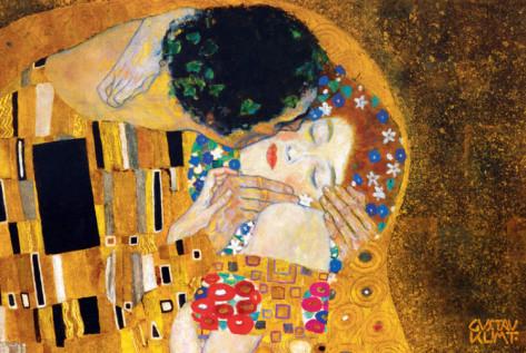 接吻, 1907(詳細)