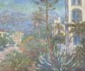 クロード・モネボルディゲラの別荘