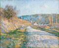 クロード・モネヴェトゥイユへの道