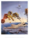 柘榴のまわりを一匹の蜜蜂が飛んで生じた夢, 1944