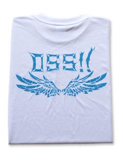 OSS!! メタル Tシャツ (白) 画像