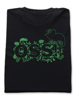 OSS!! カメレオン Tシャツ (黒) 画像