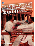 第45回ヨーロッパ空手選手権大会 Vol.1 組手編(DVD)