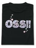 OSS!! ジュエリー Tシャツ 黒