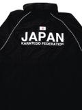 JKF JAPAN ジャンパー【フードインタイプ】 (黒)