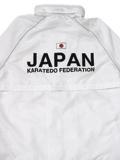 JKF JAPAN ジャンパー【フードインタイプ】 (白)