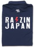 2016 JKF×デサント JAPAN ポロシャツ (ネイビー)