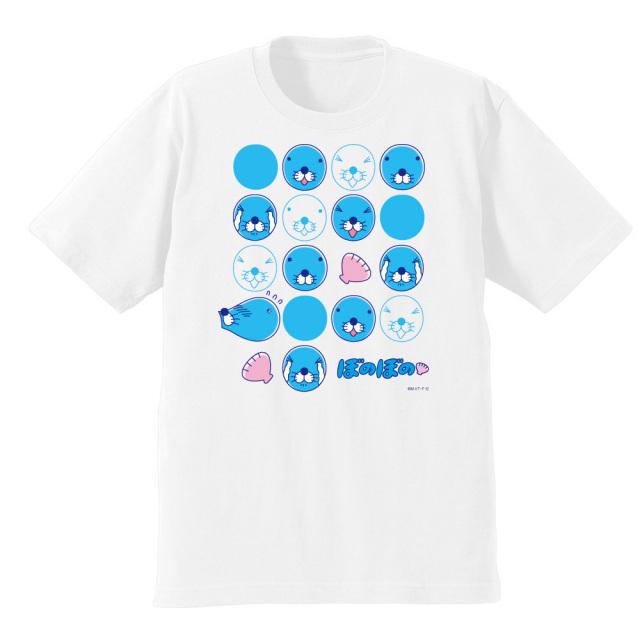 ぼのぼの Tシャツ メンズフリーサイズ