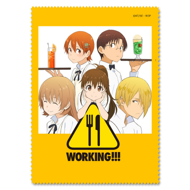 WORKING!!! クリーナークロス A