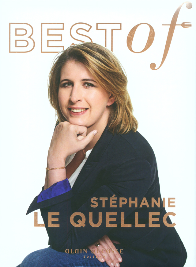 BEST OF STEPHANIE LE QUELLEC (フランス・パリ) 絶版