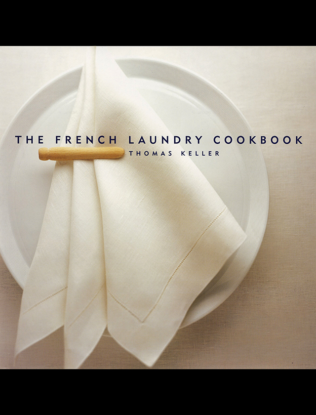 THE FRENCH LAUNDRY COOKBOOK (アメリカ)
