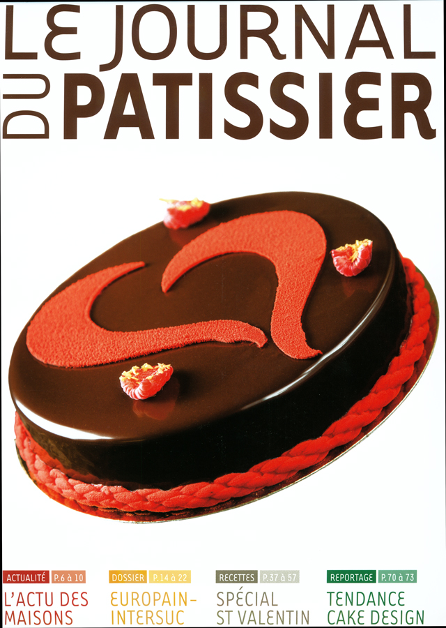 Le Journal du Patissier 392