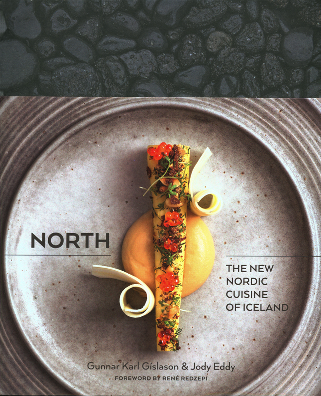 NORTH  the new nordic cuisine of Iceland  (アイスランド)