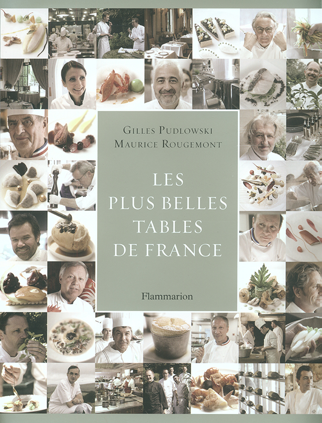 LES PLUS BELLES TABLES DE FRANCE (フランス) 絶版