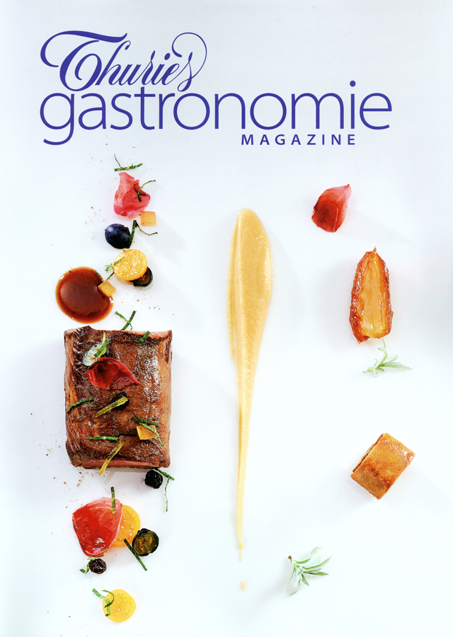 THURIES GASTRONOMIE  n'259