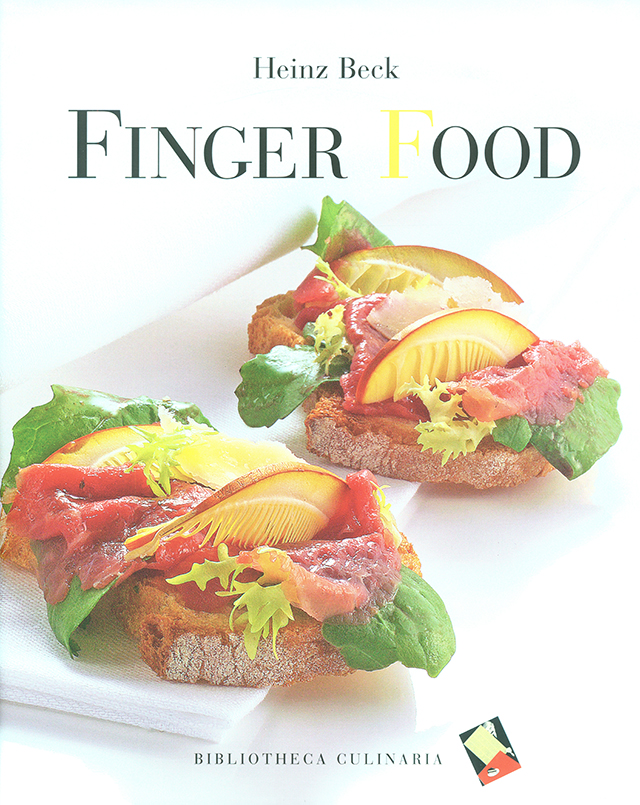 HEINZ BECK FINGER FOOD (イタリア・ローマ)