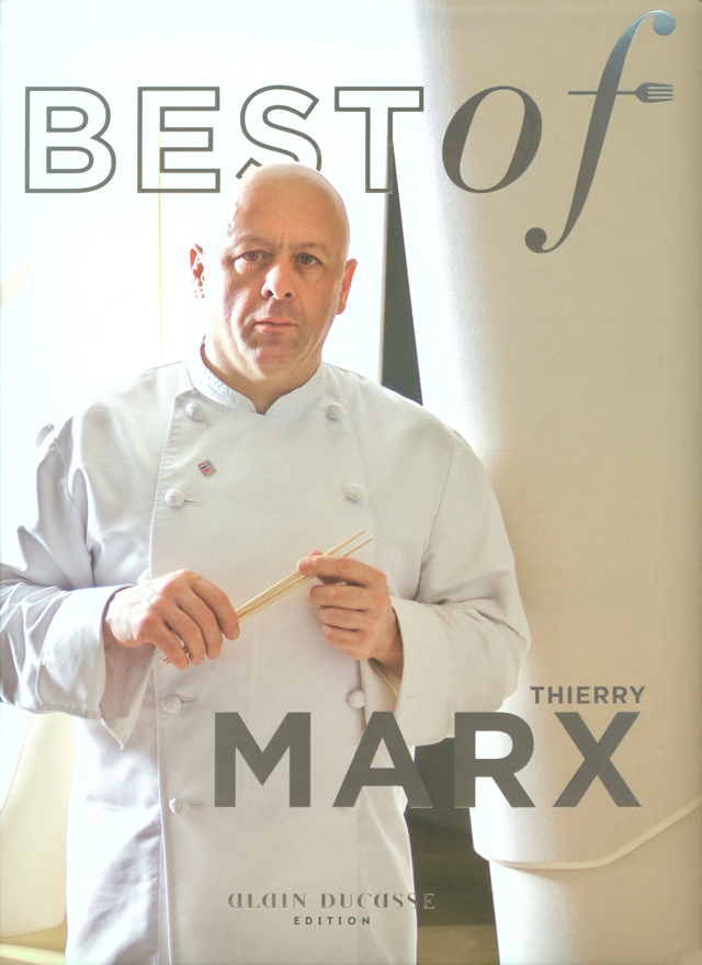 BEST OF THIERRY MARX (フランス・パリ)