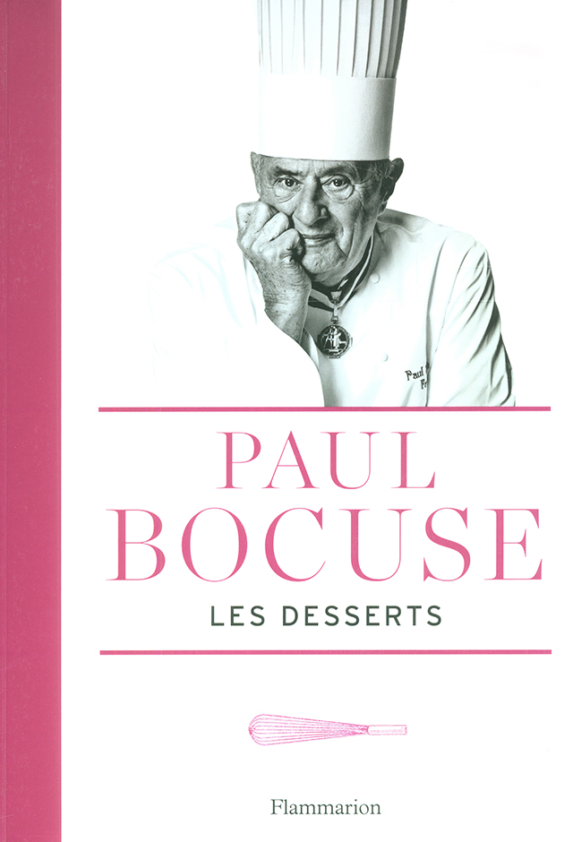 PAUL BOCUSE LES DESSERT (フランス・リヨン)