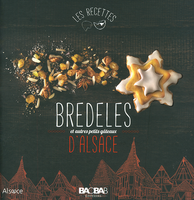 BREDELES D'ALSACE (フランス・アルザス)