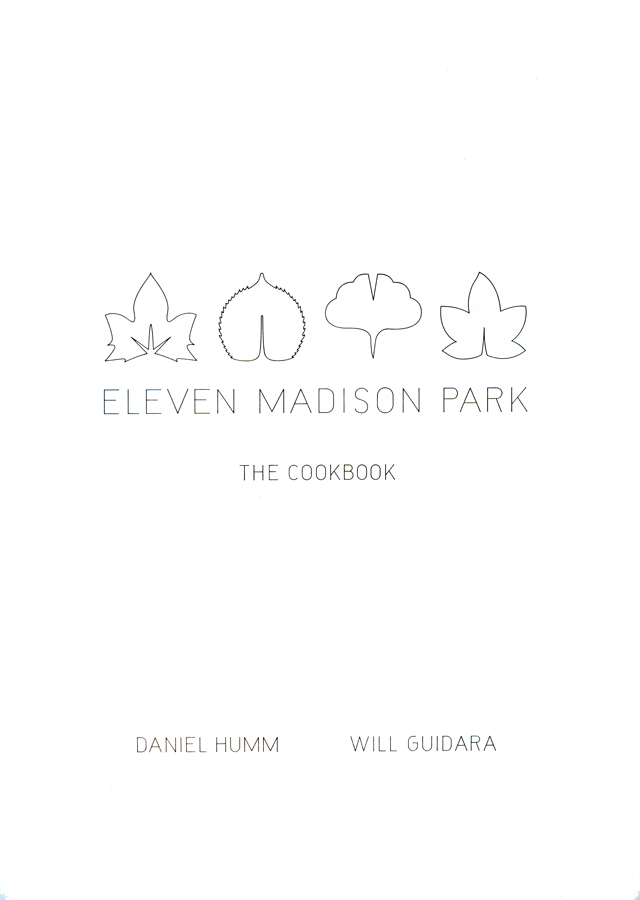 ELEVEN MADISON PARK (アメリカ・ニューヨーク)