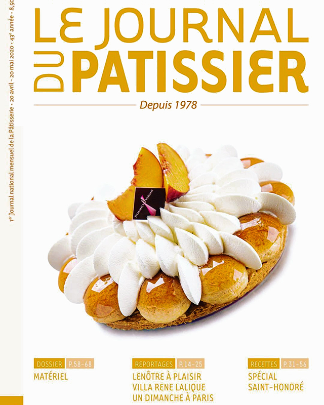 Le Journal du Patissier 461