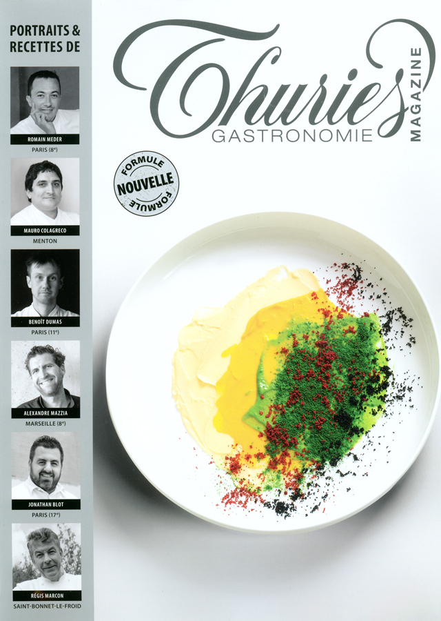 THURIES GASTRONOMIE  n'271