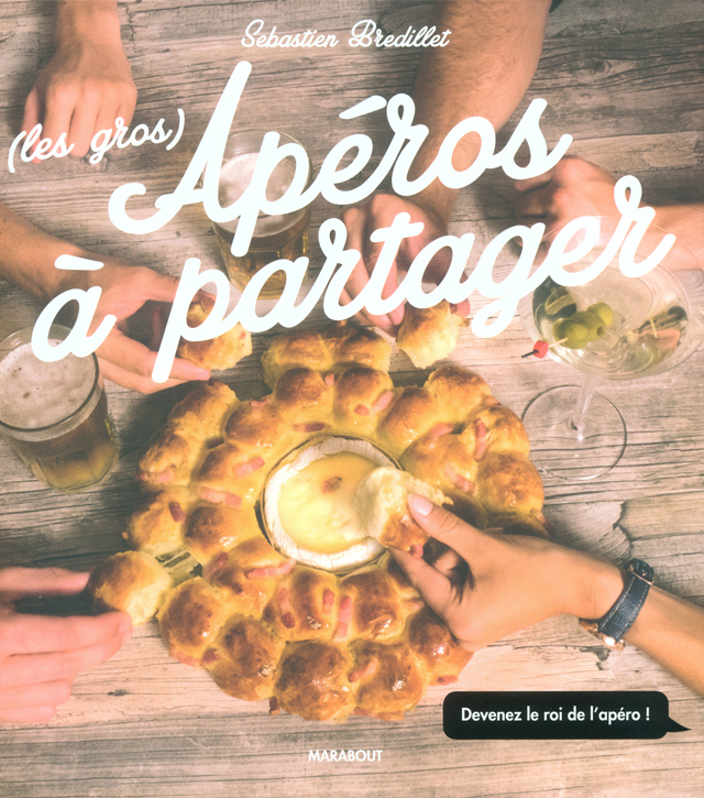 Les gros Aperos a partager (フランス)