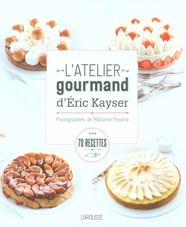 L'ATELIER gourmand d'Eric Kayser (フランス)