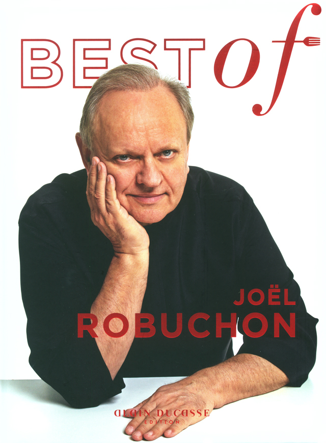 BEST OF JOEL ROBUCHON (フランス) 絶版