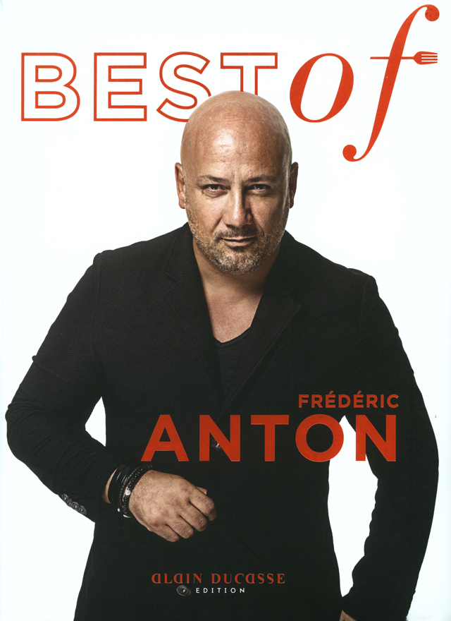 BEST OF FREDERIC ANTON (フランス・パリ) 絶版