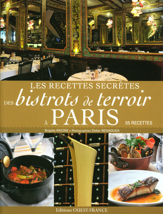 bistrots de terroir a PARIS (フランス・パリ)  絶版