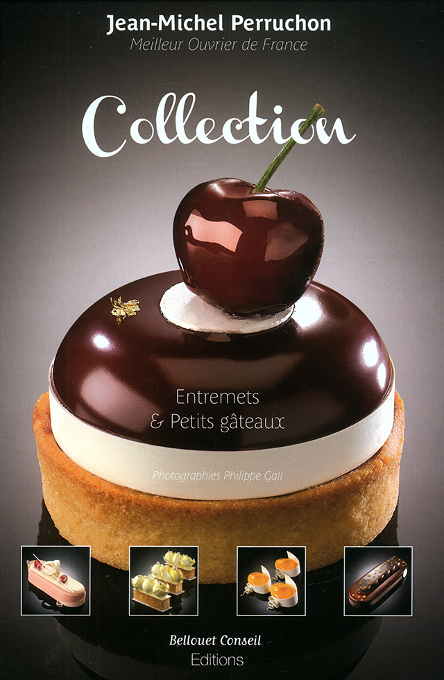 Collection Entremets & Petits gateaux (フランス・パリ)