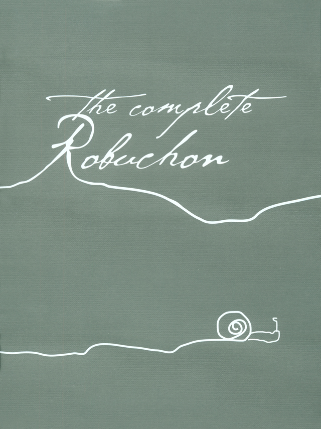 THE COMPLETE ROBUCHON  (フランス)