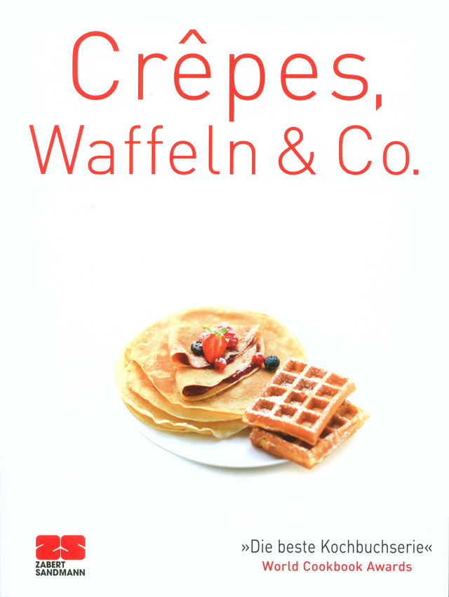 Crepes, Waffeln & Co. (ドイツ)