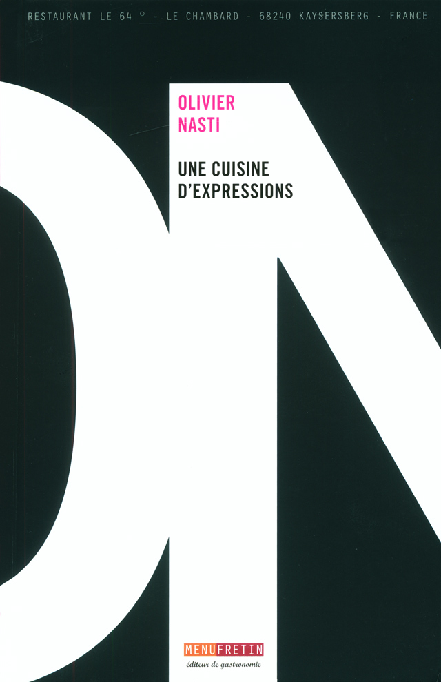 UNE CUISINE D'EXPRESSIONS (フランス・アルザス)