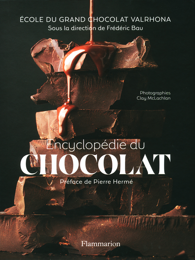 Encyclopedie du CHOCOLAT  (フランス)