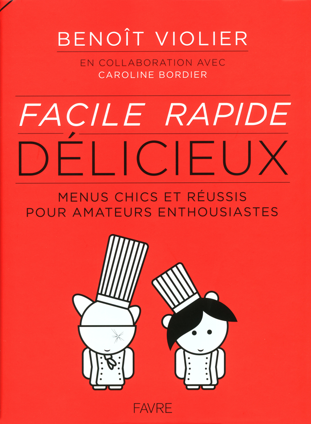 FACILE RAPIDE DELICIEUX  (スイス・クリシエ)