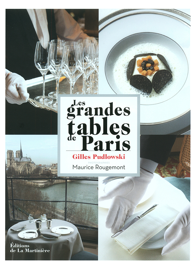 Les grandes tables de Paris (フランス・パリ)