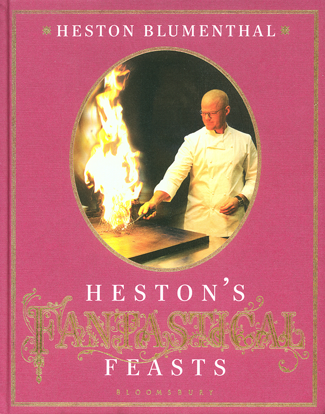 HESTON'S FANTASTICAL FEASTS (イギリス)