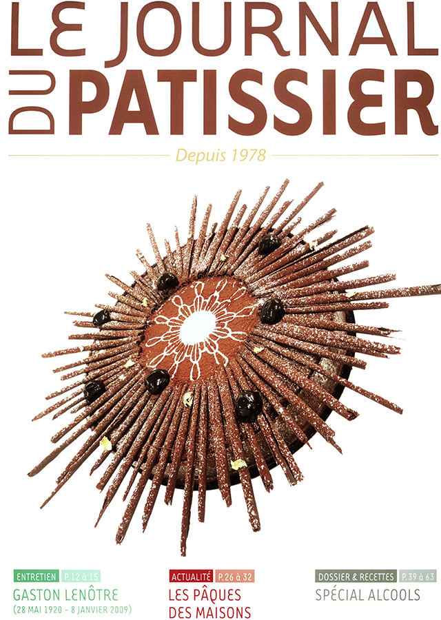 Le Journal du Patissier 448