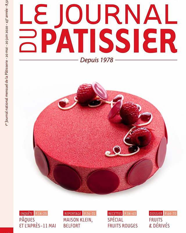 Le Journal du Patissier 462