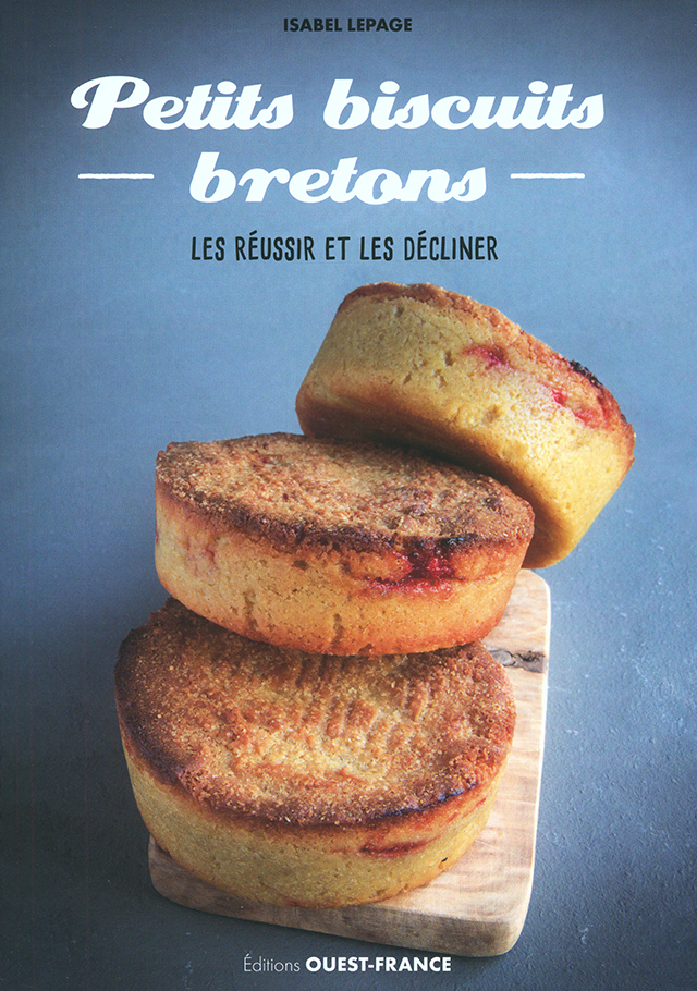 Petits biscuits bretons  (フランス・ブルターニュ)