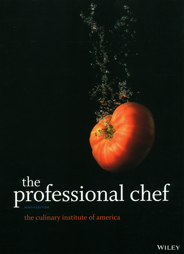 The professional chef (アメリカ ニュー・ヨーク)