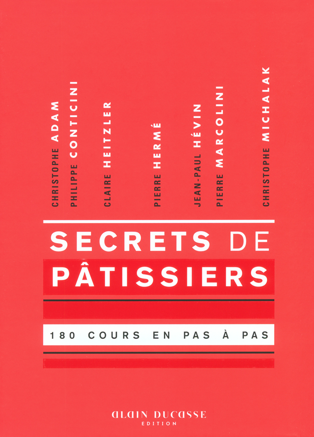SECRET DE PATISSIERS  (フランス・パリ)