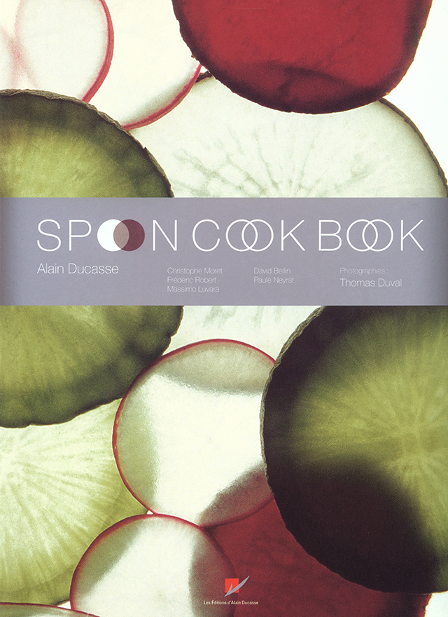 SPOON COOK BOOK  (フランス)  絶版