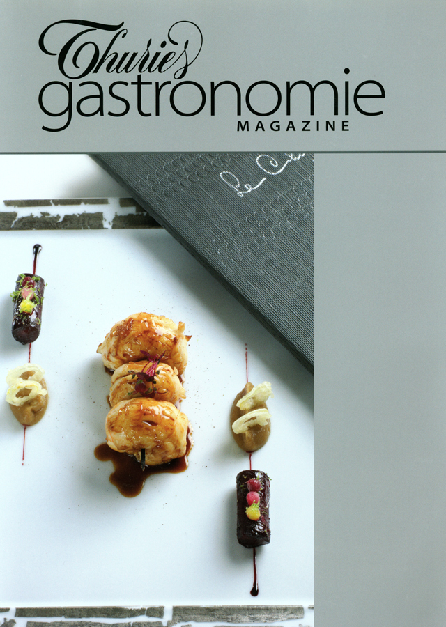 THURIES GASTRONOMIE  n'239